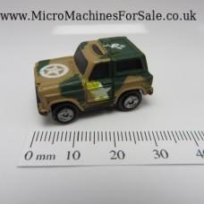 Chevrolet Blazer (Light brown, green camouflage)