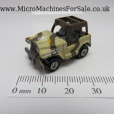Jeep (1990 military set 4)