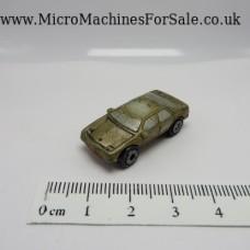 Cadillac Voyage Concept Car (Gold, silver windows)