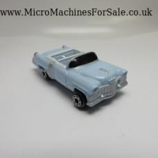 Cadillac Eldorado convertible (Blue)