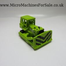Bulldozer (2003 Green Hasbro late version)