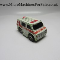 Chevrolet 1970s Van variation 2 Ambulance (White)