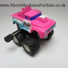 Ford 56 pickup Cranker (Pink, RAD)