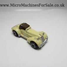 Auburn 851 Speedster (cream, dark Brown roof)