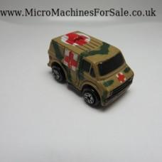 Chevrolet 70's van Military Ambulance (light Brown)