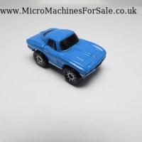 Chevrolet 64 corvette, die variation 1 (Blue)