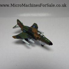 F-4 phantom 2 mini (dark Green, Brown camouflage)