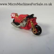 Honda CBR400 (red 49)