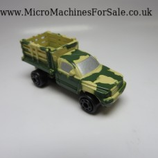 Dodge ram stake bed (Military)
