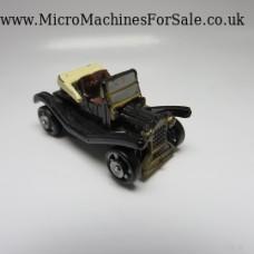 Ford Model T deluxe (Black)
