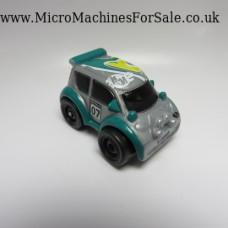 HMM (Grey, Green 07 car)