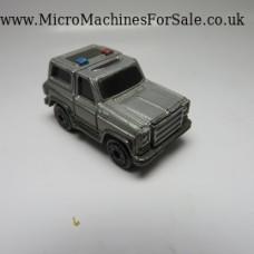 Chevrolet Blazer (Silver police car)
