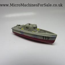 PT boat (119 Red bottom)