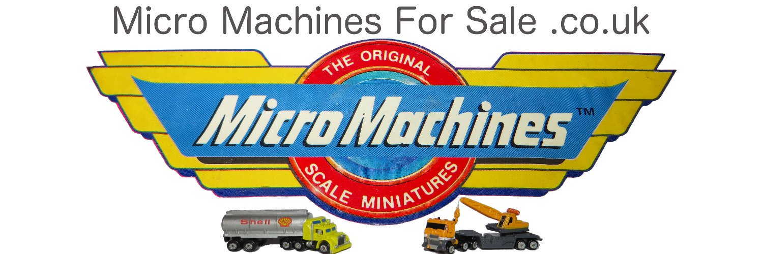 Micro Machines for sale Twitter page